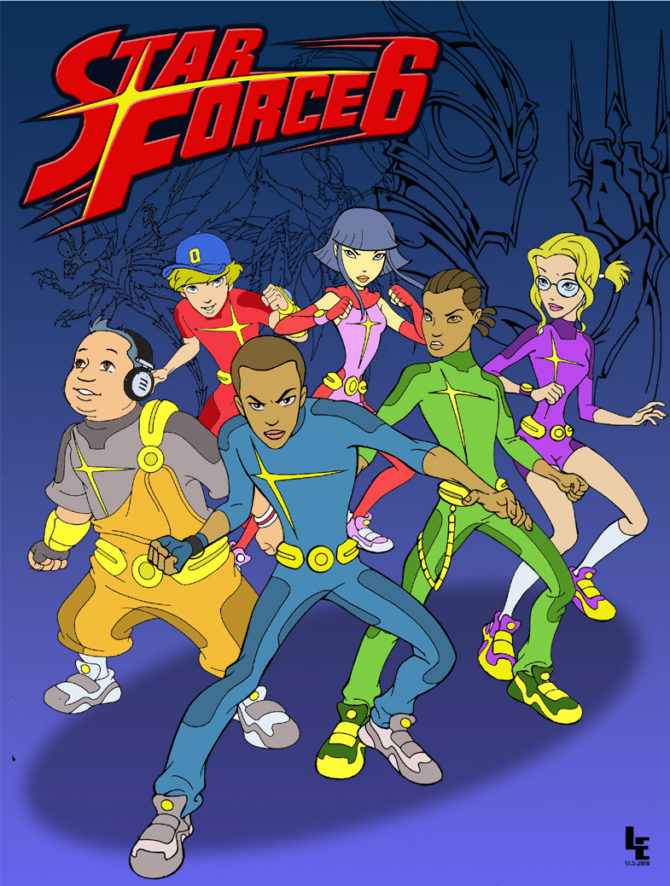 Star Force 6