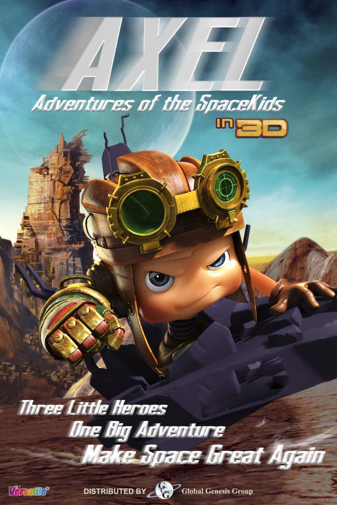 Axel: Adventures of the Spacekids